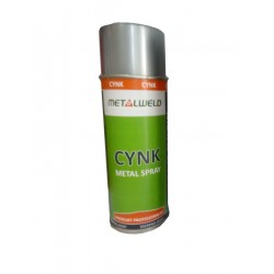Cynk metal spray srebrno-jasny 400 ml