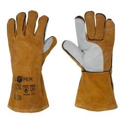 Rękawice spawalnicze dwoina